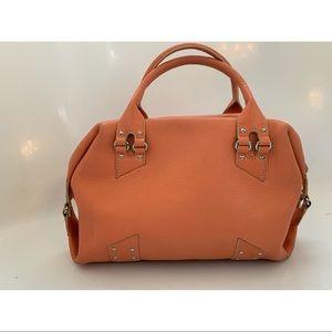 🍑 Cole Haan light peach purse 🍑